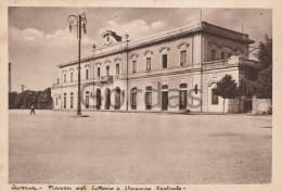 Italy - Aversa - Piazza Del Littorio - Aversa