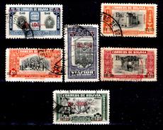 Bolivia-0196 - Posta Aerea - 1957 - - Bolivia