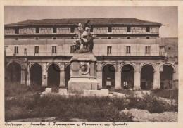 Italy - Aversa - Scuola S. Francesco - Aversa