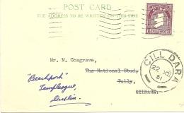 Lettre Irlande 1951   (8) - 1949-... Repubblica D'Irlanda