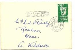Lettre Irlande 1953   (9) - 1949-... Repubblica D'Irlanda