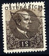 AUSTRIA 1930 Tuberculosis Sanatorium 1+1 S. Used.  Michel 517 - 1918-1945 1st Republic