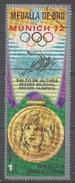 Equatorial Guinea 1972, Scott #72199 U. Meyfarth (GER), High Jump, Gold Medal (U) - Guinée Equatoriale