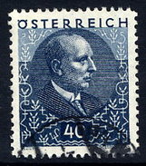 AUSTRIA 1930 Tuberculosis Sanatorium 40+40 Gr. Used.  Michel 515 - Used Stamps