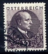 AUSTRIA 1930 Tuberculosis Sanatorium 30.30 Gr. Used.  Michel 514 - Used Stamps