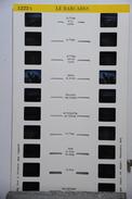 LESTRADE :  1222 C  LE BARCARES - Visionneuses Stéréoscopiques