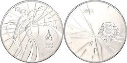 12 Euro, 2011, XXX. Olympische Sommerspiele 2012 In London, KM 72, Schön 68, Im Etui Mit Kapsel Und... - Estonia