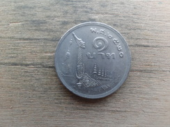 Thailande  1  Baht  2520  Y 110 - Thaïlande