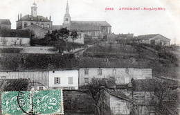 Cpa (08) Apremont-sous-les-mais - Altri Comuni