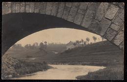 CARTE PHOTO ** ELSENBORN VUE SUR FERME - Pendant Les Exercises - La Campagne ** 1924 - Elsenborn (Kamp)