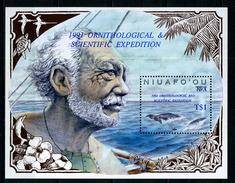 1991 - NIUAFO'OU - Mi. Nr. Block 12 - NH - (G - EA-373908.11) - Tonga (1970-...)
