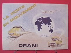 DRANI Ex DSA - Direction Des Réseaux D'Acheminement National Et International - 1988 - Route Air Fer - France