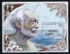 1990A - NIUAFO'OU - Mi. Nr. Block 10 SPECIMEN - NH - (G - EA-373908.11) - Tonga (1970-...)