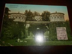 B654  Lussemburgo Cm14x9 Evidente Piega Angolo - Cartoline