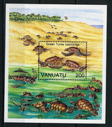 1993 - VANUATU - Mi. Nr. Block 19 - NH - (G - EA-373908.11) - Vanuatu (1980-...)