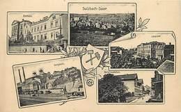 Ref G655- Allemagne - Sulzbach Saar   -carte Bon Etat- - Germania