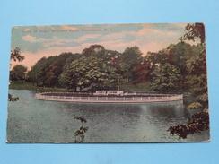 Scene At Roger Williams Park Providence R. I. () Anno 1911 ( Zie Foto Details ) !! - Providence