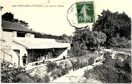 13.PONT DE L ETOILE. N 1484.   LE LAVOIR PUBLIC - France