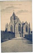 L'yser, Beveren Sur L'Yser, L'Eglise (pk32111) - Poperinge