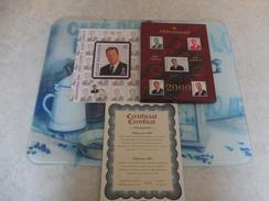 Belgique Coffret Millennium Albert 2( 23 Cartes Souvenirs) Peu Courant - Souvenir Cards