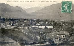 Le Touvet -  Vue Générale Coté Nord - France