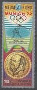 Equatorial Guinea 1972, Scott #72204 K. Wolfermann (DDR), Javelin (U) - Guinée Equatoriale