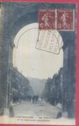 25 - PONTARLIER---La Grand'Rue Et Le Larmont Superieur - Pontarlier