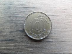 Finlande  10  Pennia  1970  Km 46 - Finlande