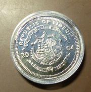 Liberia 5 Dollars  Vatican 2004  #m158 - Liberia