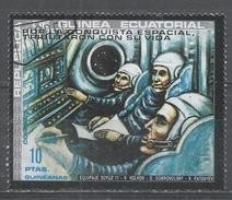 Equatorial Guinea 1972, Scott #72239 V. Volkov, G. Dobrovolsky & V. Patsayev (URSS), Soyuz II (U) - Guinée Equatoriale