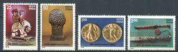 184 INDE 1978 - Yvert 559/62 - Art Monnaie - Neuf ** (MNH) Sans Trace De Charniere