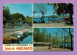 Lago Di Viverone Saluti Da Anzasco - Italia