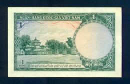 Vietnam - 1 DONG 1956 (FDS) - Vietnam