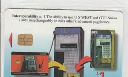 USA - Interoperability: U.S.West & GTE Smart Card (Complimentary) - United States