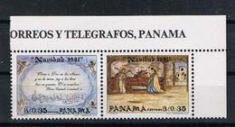 Panama Y/T 1079 / 1080 (**) - Panama