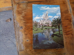 Disneyland Cinderella Castlen 1974 - Disneyland