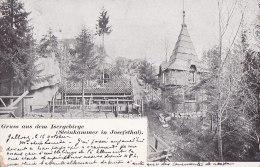 Bf - Cpa Allemagne - Gruss Aus Dem Isergebirge (Steinkammer In Josefstahl) - Allemagne