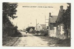 MONCEAU LE NEUF Entree Du Pays Côté Sud - Frankreich