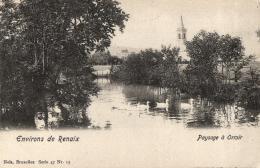 BELGIQUE - FLANDRE ORIENTALE - RENAIX - RONSE - Environs De ... Paysage à Orroir. - Renaix - Ronse