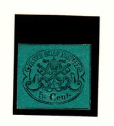 1867  EGLISE   N° 14  NEUF*     COTE   60€   CATALOGUE      YVERT&TELLIER - Kirchenstaaten