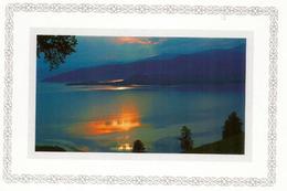 Lake Markakol (East Kazakhstan), New Uncirculated Postcard Of Kazakhstan. - Kazakhstan