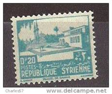 Syrie: Timbres Poste N°251**