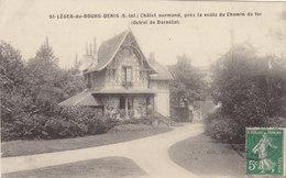 SAINT LEGER DU BOURG DENIS / OCTROI DE DARNETAL    /////        REF. DEC 16 / N° 2087 - France