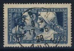 FRANCE  N° 252 - Gebraucht