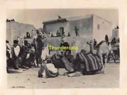 ANCIENNE PHOTO GABES TUNIS TUNESIE TUNISIA VINTAGE PHOTO FOTO - Lieux