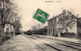 MONTAREN // LA GARE / CIRCULEE - Frankrijk