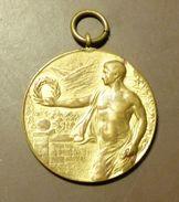 Orden Medaille Sport HK  Um 1920  #m176 - Allemagne