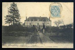 Cpa Du 91 Marolles En Hurepoix L' Ancien Château  Canton De  Brétigny  YPO1 - Bretigny Sur Orge