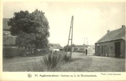 34 Agglomérations : Hameau Au S. De Westmeerbeek / Photo Cuicke-Coremens / Collection Les Paysages Belges Serie 3 - Hulshout