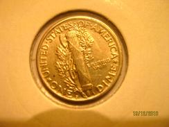 USA Dime 1918 S (rare) - Federal Issues